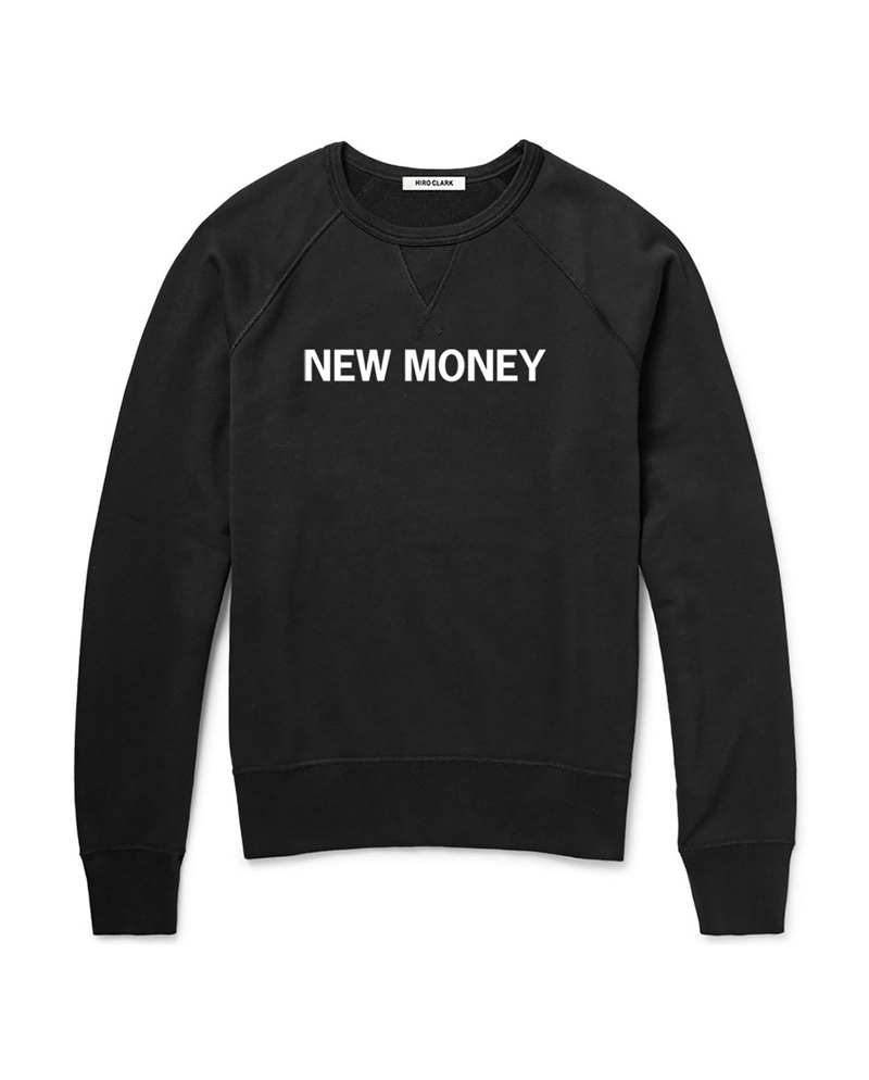 HIRO CLARK New Money Sweatshirt