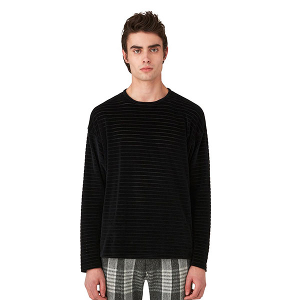 MATIERE Parliament – Pullover – Black