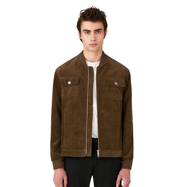 MATIERE Springfield – Jacket – Thyme
