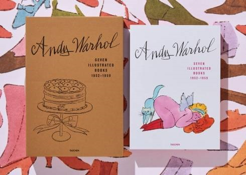 TASCHEN Andy Warhol. Seven Illustrated Books 1952–1959