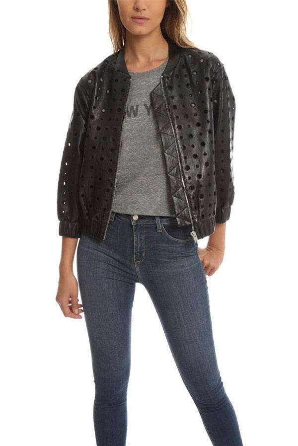 IRO Cillian Leather Jacket