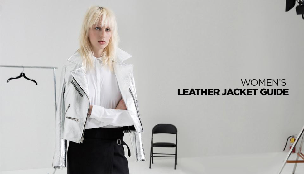 The Leather Jacket Guide & Playlist
