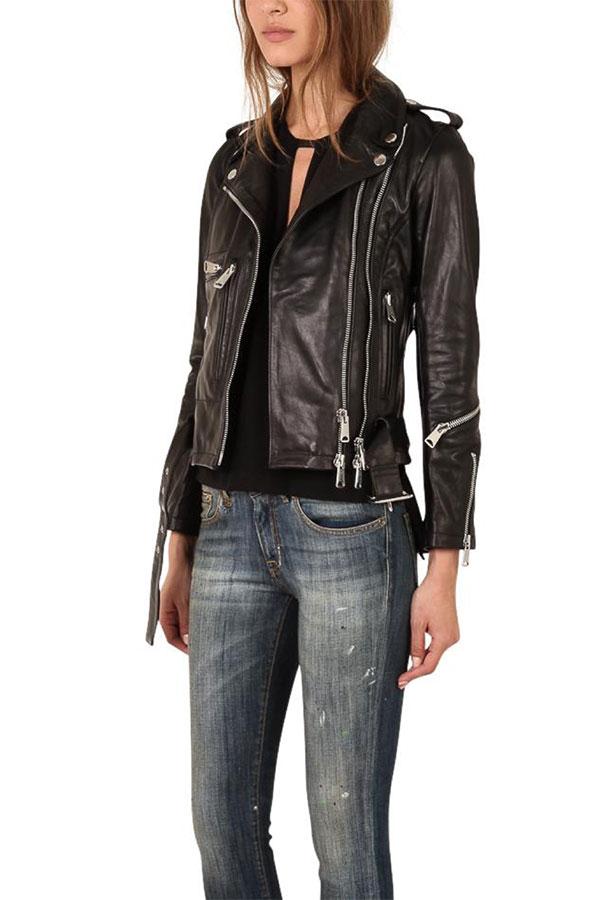 R13 Moto Classic Jacket