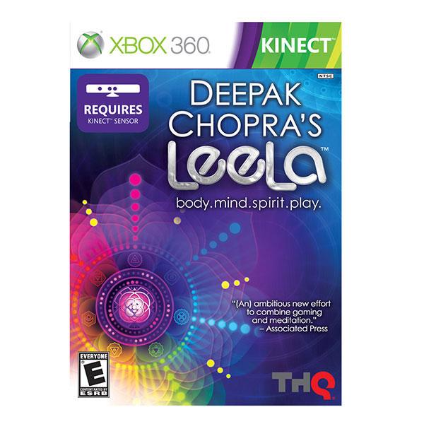 THQ DEEPAK CHOPRA'S MEDITATION GAME