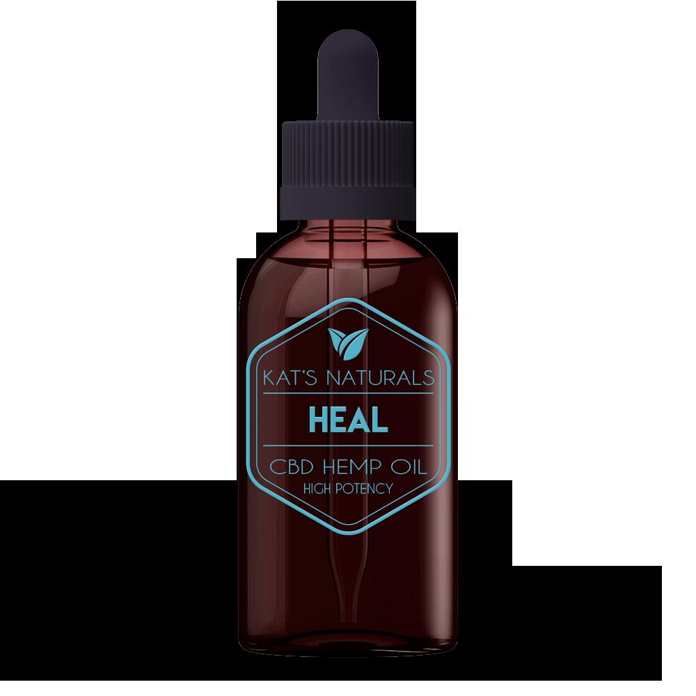 KAT'S NATURALS Heal