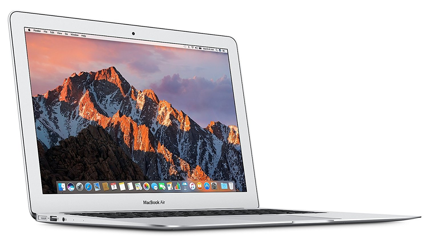 APPLE 13.3″ MacBook Air 1.8GHz Dual-Core Intel Core i5 with Inateck Case + MQD32LL/A