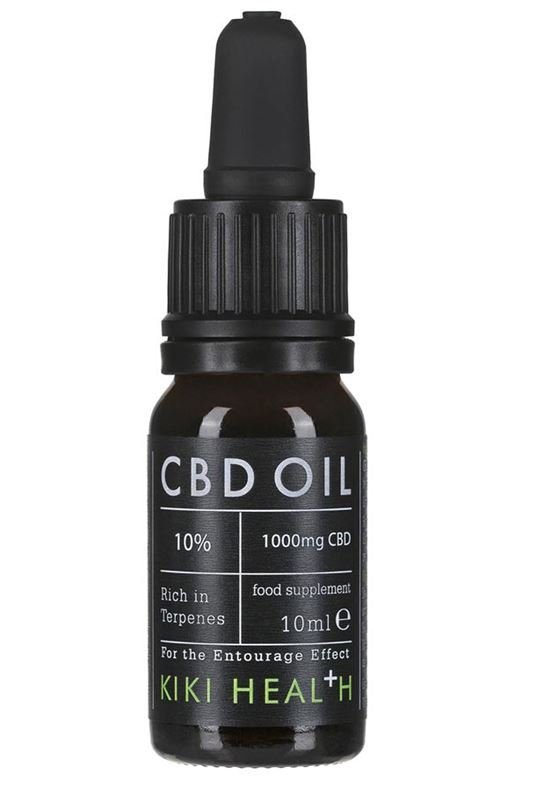 KIKI HEALTH CBD Oil 10%
