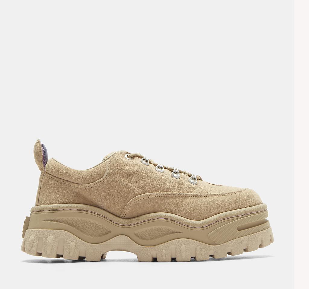 EYTYS Angel Suede Sneakers in Beige