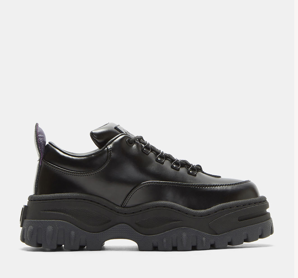 EYTYS Angel Leather Sneakers in Black
