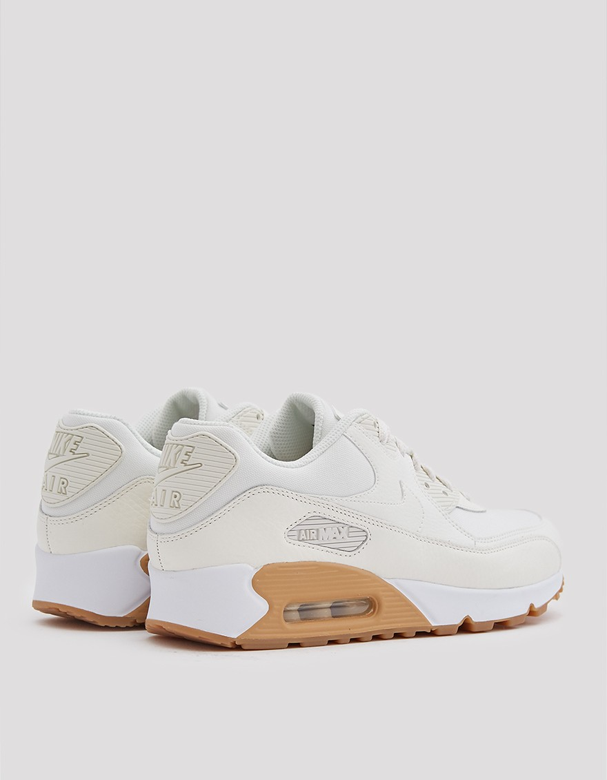 Nike W Air Max 90 Premium in Sail