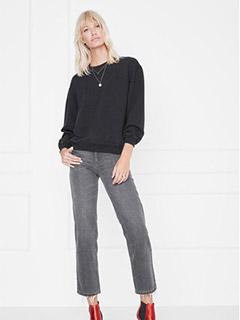 Vintage Sweatshirt - Black