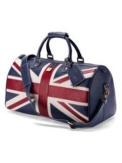 Brit Travel Bag
