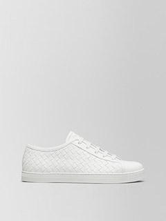 Bianco Calf Carmel Sneaker