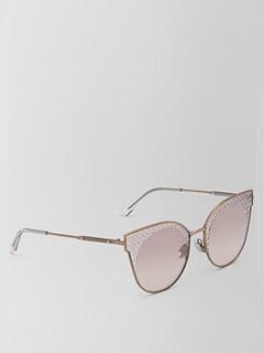 Bronze Metal Sunglasses