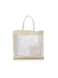 Zucca Mesh Tote Bag