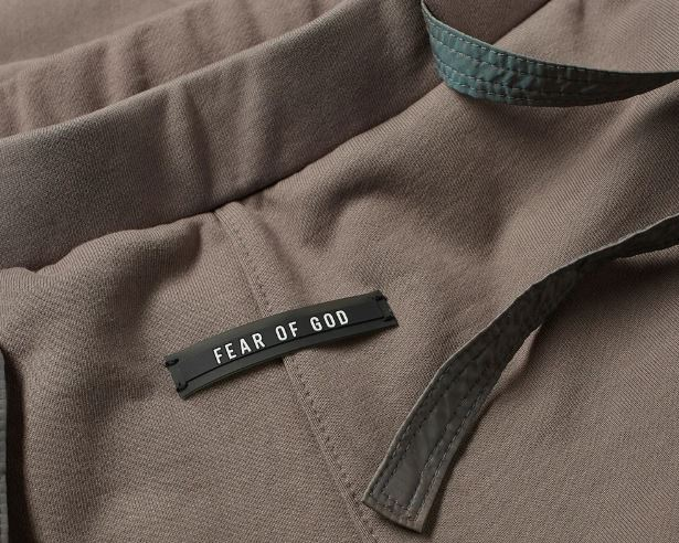 FEAR OF GOD Relaxed Sweat Pant in God Grey