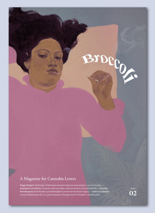 BROCCOLI: A Magazine for Cannabis Lovers
