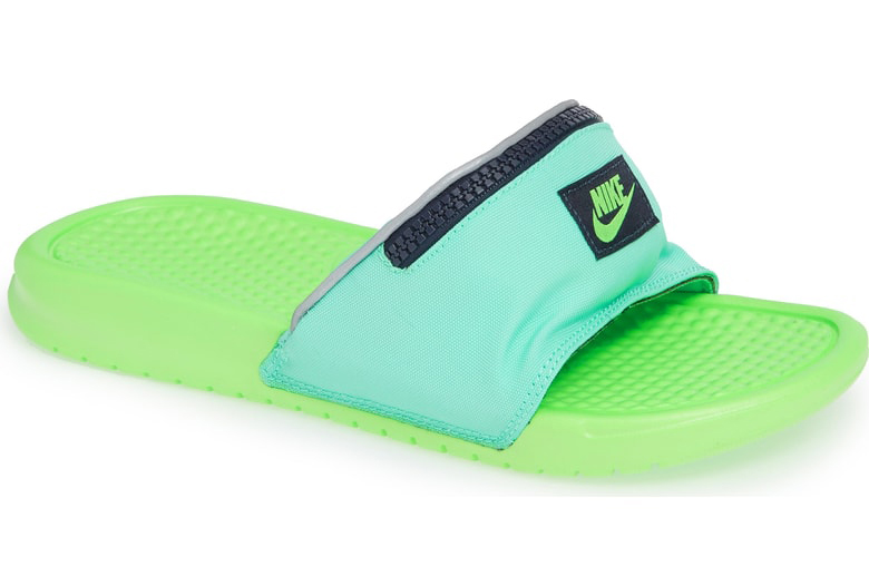 Fanny pack slides are the ugly summer shoe we need