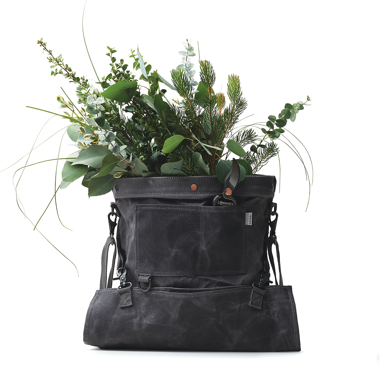 BAREBONES LIVING Gathering and Foraging Canvas Bag