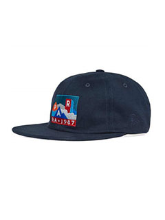 By Parra Mountains Of 1987 6 Panel Cap