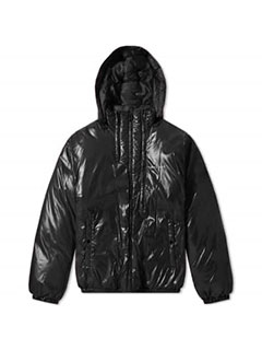 Givenchy Light Nylon Logo Down Jacket