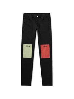 Raf Simons Patch Regular Fit Jean