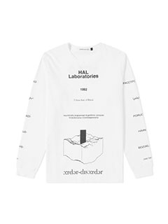 Undercover Long Sleeve Hal Laboratories 1992 Tee
