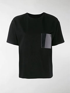 Clear Pocket T-shirt