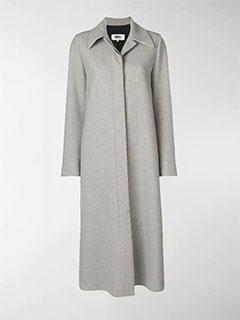 Micro Check Coat