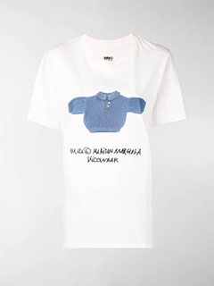 Oversize Printed T-shirt