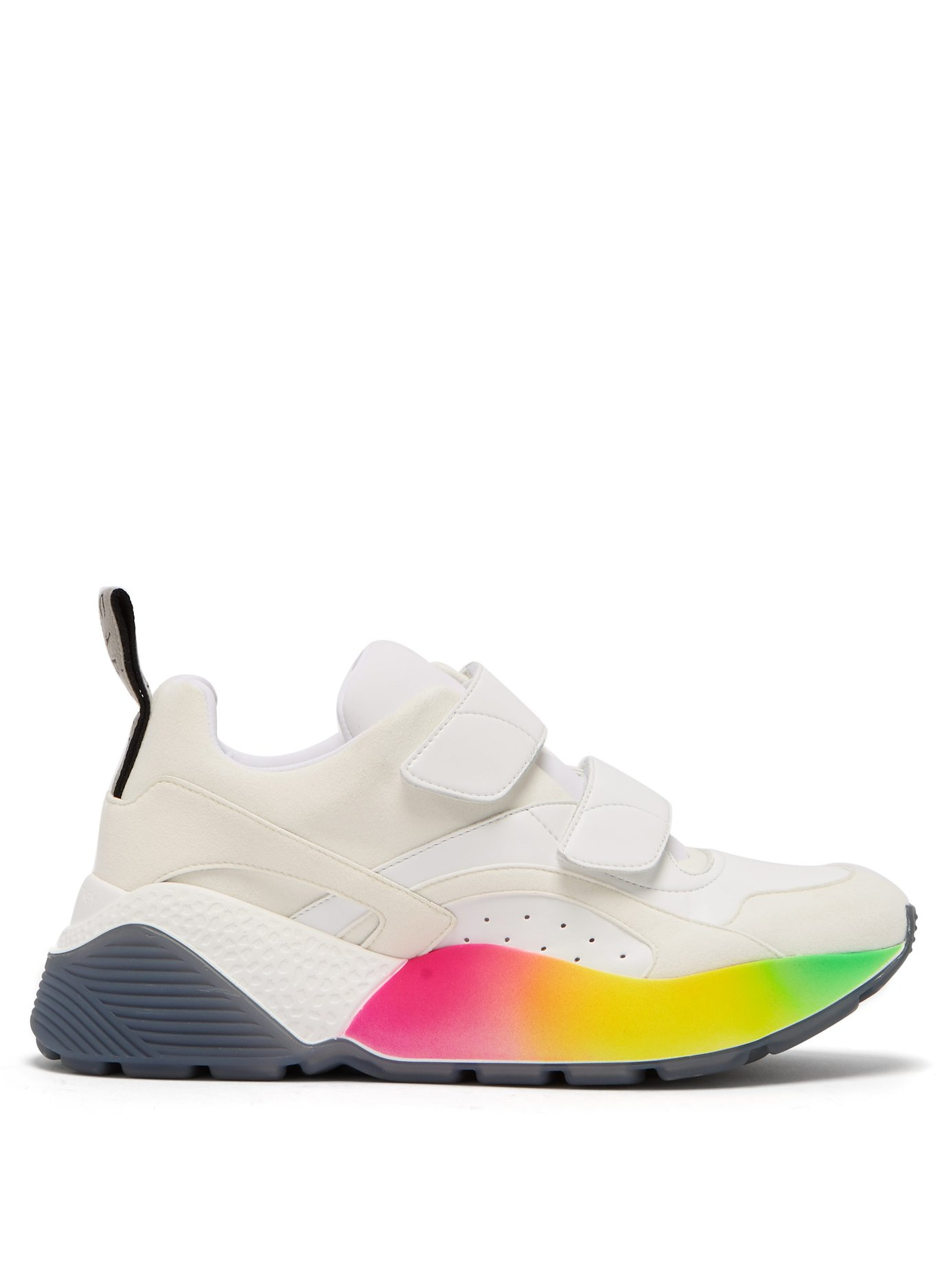 STELLA MCCARTNEY Eclypse panelled trainers