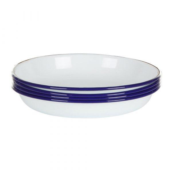 FALCON Deep Plate - Set of 4
