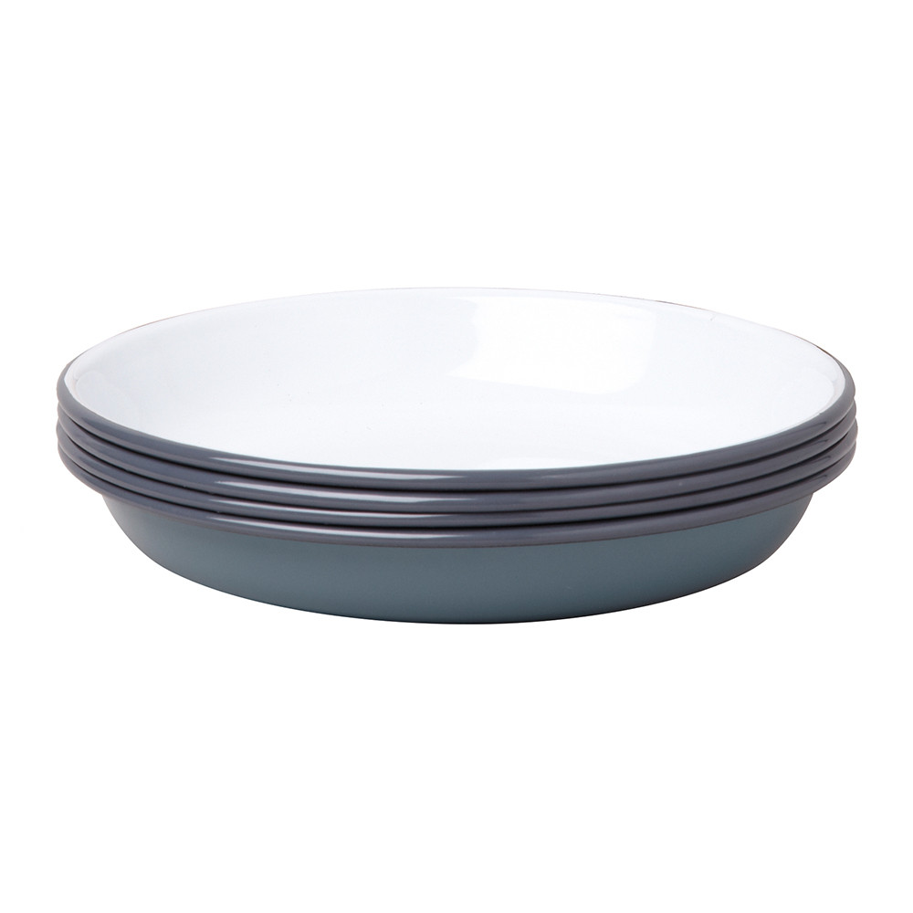 FALCON Deep Plate – Set of 4