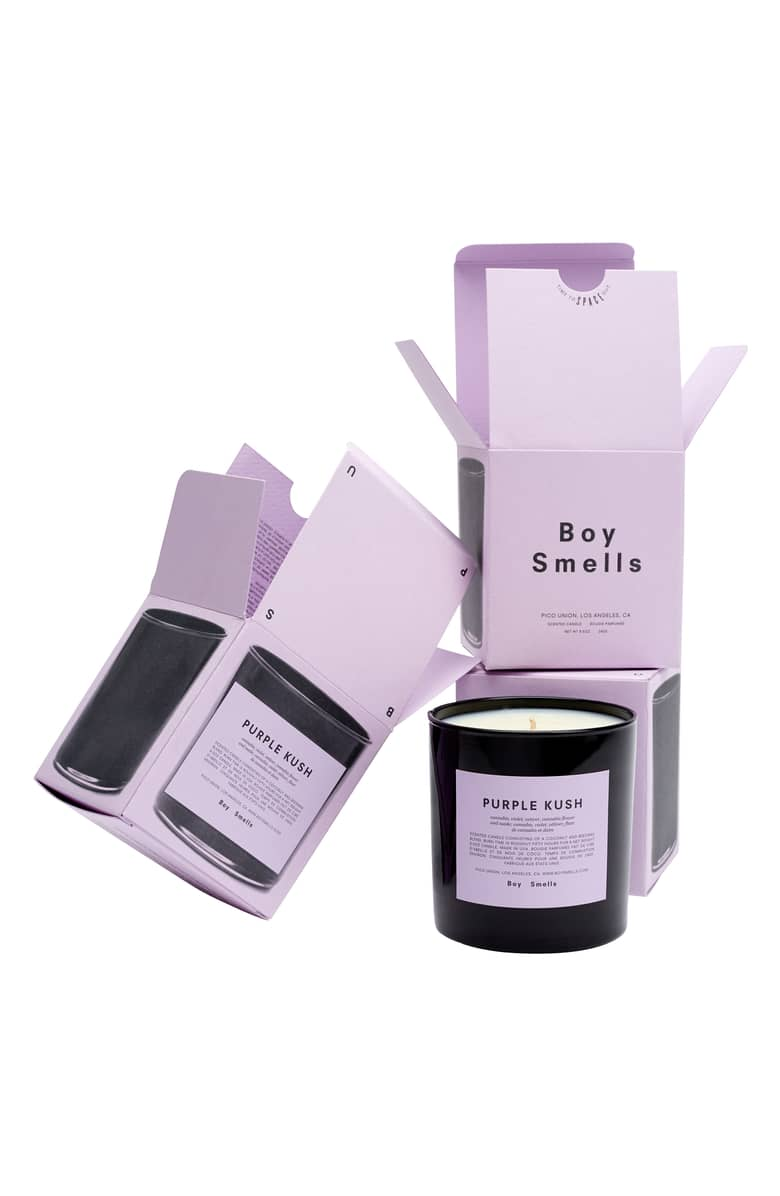 BOY SMELLS Purple Kush Scented Candle