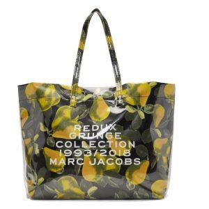 MARC JACOBS Multicolor Redux Grunge Fruit Tote