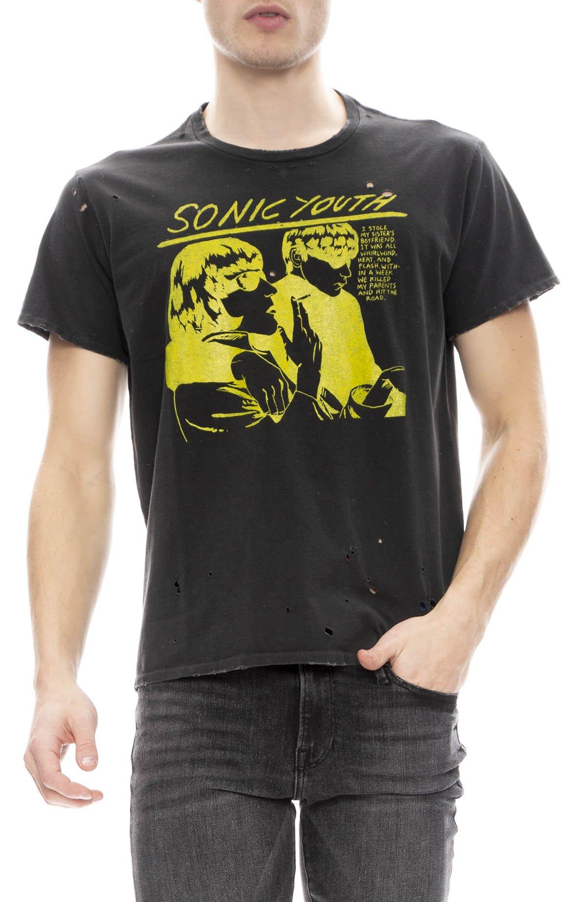 R13 Sonic Youth Tee
