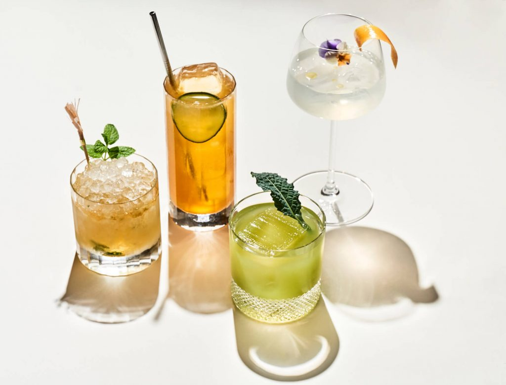#DIY A GUIDE TO CBD SPIKED COCKTAILS VIA @GOOP