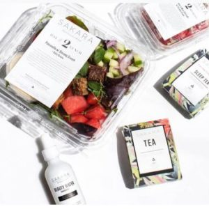 SAKARA Clean Living Meal Plan