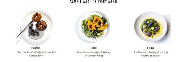 SAKARA Clean Living Meal Plan