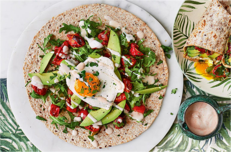 4 Breakfast Burritos Fit for Busy or Lazy Mornings