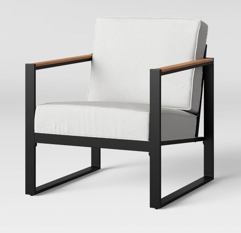 PROJECT 62 Henning 2pk Patio Club Chair