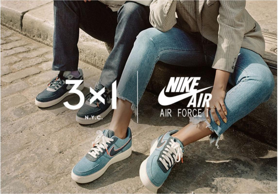 3×1 | Nike Denim Collab