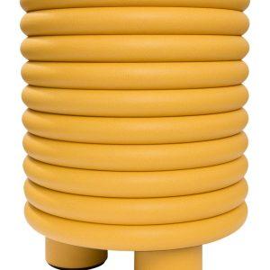 STEPHANE PARMENTIER Scala Stool, Yellow