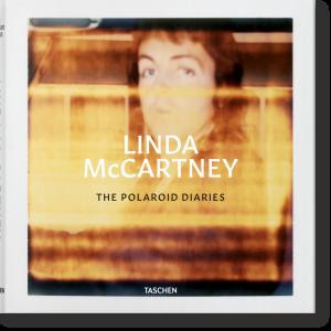 TASCHEN Linda McCartney. The Polaroid Diaries