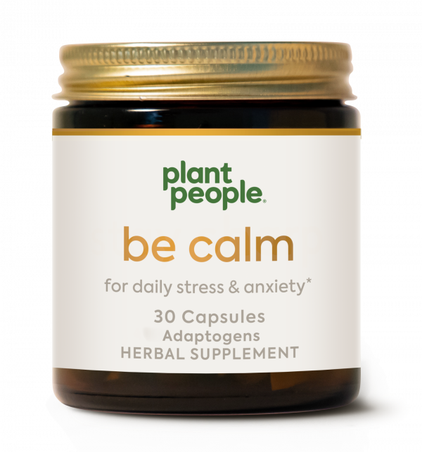 PLANT PEOPLE Be Calm