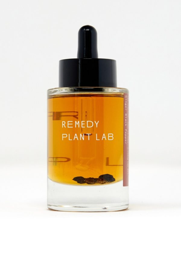 REMEDY PLANT LAB Ginger Black Pepper 1,750mg Tincture