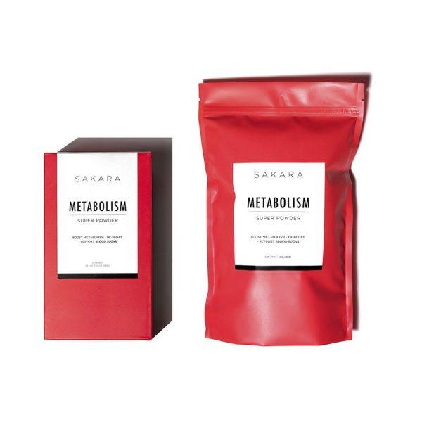 SAKARA Metabolism Super Powder