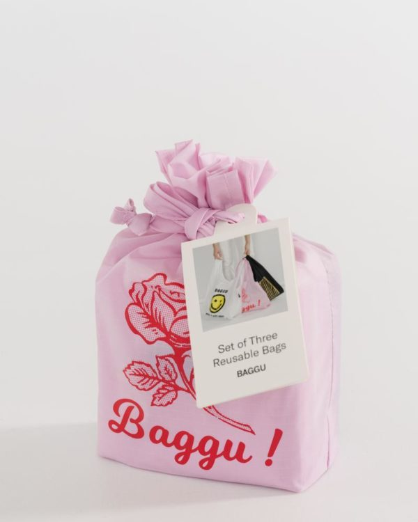 "BAGGU ""Thank You"" - Set of 3"