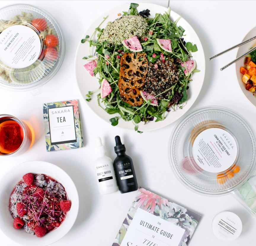 Feed Your Spirit // Support Covid-19 Medical Professionals with SAKARA LIFE MEALS