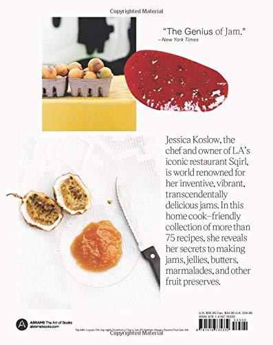 JESSICA KOSLOW The Sqirl Jam Book